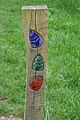 Waymarker in Sherwood Forest Country Park - geograph.org.uk - 1334894.jpg