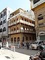 Wazir Mansion, Kharadar 05.jpg