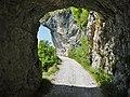 Weg zwischen Tremalzo und Rifugio degli Alpini - Passo Nota - panoramio (5).jpg