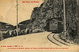 Image illustrative de l'article Tramway de Munster à la Schlucht