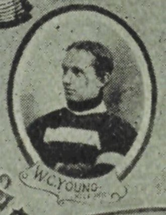 Weldy Young - Young in 1897