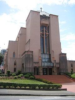 Wellington Cathedral of St Paul Church in Thorndon, Wellington
