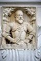 Wernberg Kloster Arkadenhof Brustrelief Georg Khevenhueller 14112014 948.jpg