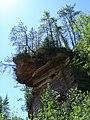 West Branch Ontonagon River Cliff - panoramio.jpg