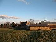 West Farm, by Langthorne