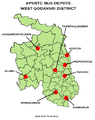West Godavari district APSRTC Depot map.png