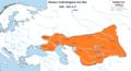Western Turkic Khaganate Civil War Map.png