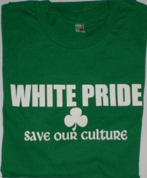 """White Pride"" Denied Trademark"
