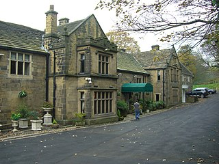 Whitley Hall 16th-century mansion in South Yorkshire, England