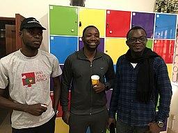 Wiki Loves Africa 2019 Launch Event in Benin 05.jpg