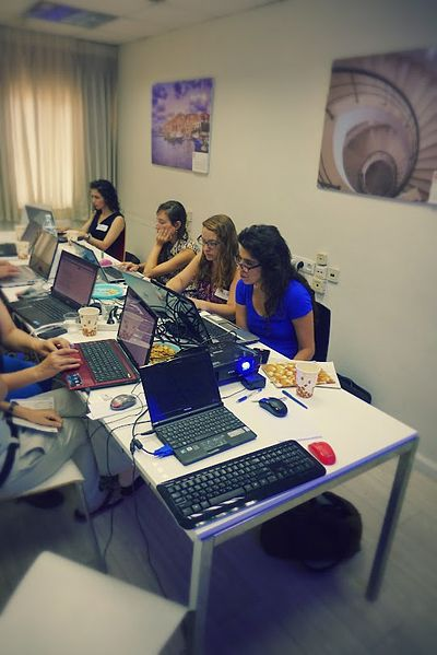Wiki Women Editors Project - Opening Meeting (23).jpg