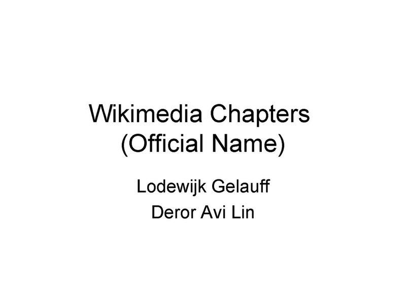 File:Wikimania 2012 - wikimedia chapters.pdf