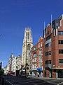 Wikimania 2014 - 0803 - Fleet Street - St Dunstan in the West220390.jpg
