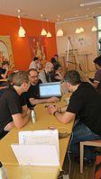 Wikimedia Hackathon 2017 IMG 4270 (34593926192).jpg