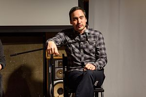 Tim Wu - Wu speaks on a panel at Wikipedia Day 2017.
