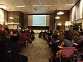 Wikipedia symposium - Wikipedia as a research tool - 15 January 2015 (11).JPG