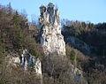 Wildensteiner Burg Hexenturm, Donautal 10.JPG