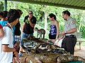 Wildlife Inspector, Javier Pacheco, talks about illegal animal trade and sanctions. (5756155358).jpg