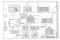 William B. Travis House, Claiborne, Monroe County, AL HABS ALA,50-CLAB,3- (sheet 1 of 1).png