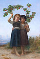 William Bouguereau, La Branche de Cerisier (The Cherry Branch).jpg