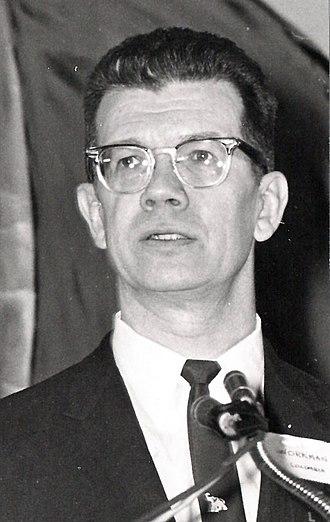 1982 South Carolina gubernatorial election - Image: William D. Workman in 1962 (cropped)
