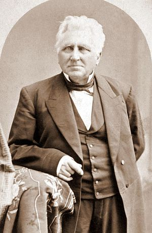 William M. Gwin - Gwin in later years
