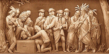 William Penn and the Indians William Penn and the Indians.jpg