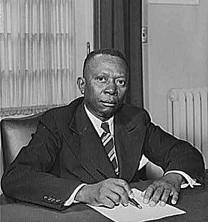 William Tubman Liberian politician, 19th president of Liberia