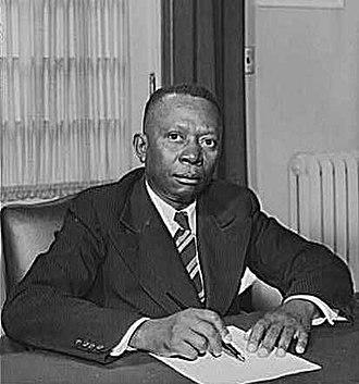 William Tubman - Image: William Tubman 1943