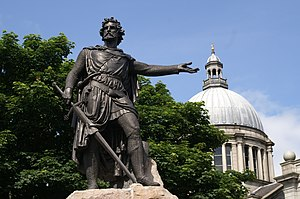 William Wallace Statue, Aberdeen - William Wallace Statue, Aberdeen