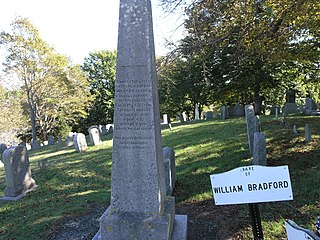 Burial Hill United States historic place