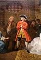 William hogarth, scena dall'opera degli straccioni VI, 1731, 02.jpg
