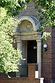 Willits Carnegie Library door - Willits California.JPG