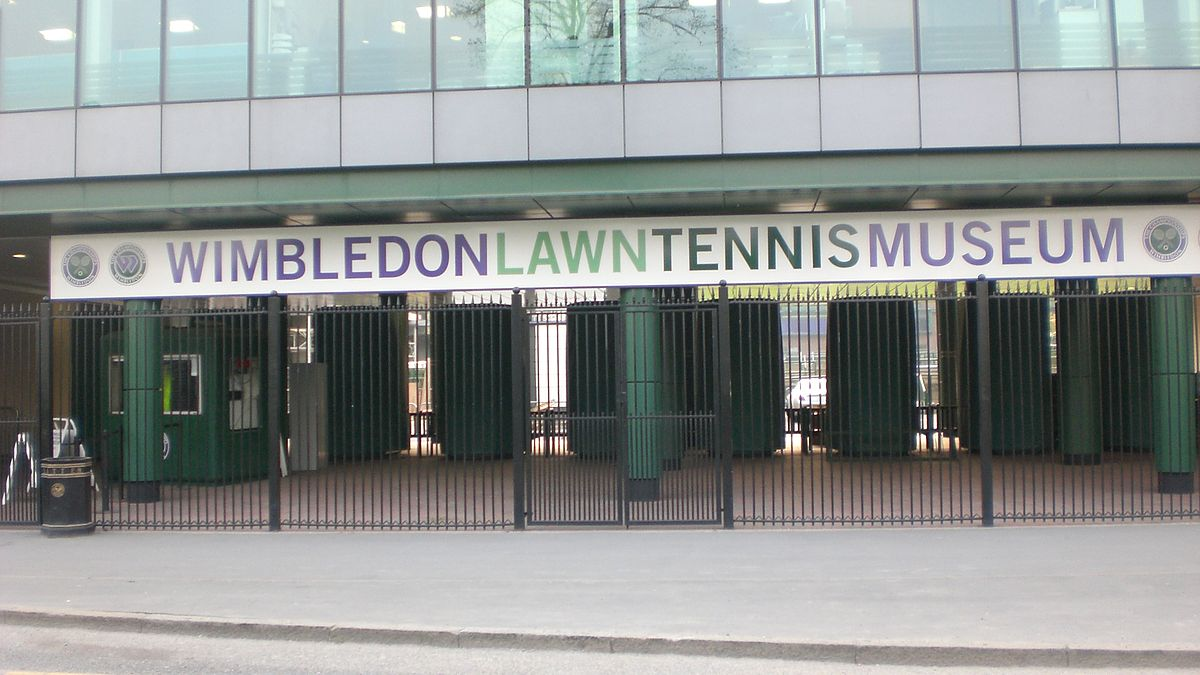 wimbledon lawn tennis museum wikipedia