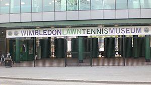 Wimbledon Lawn Tennis Museum - Wimbledon Lawn Tennis Museum