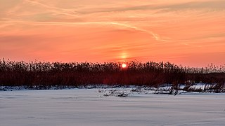 Winter sunset over the North Coast.jpg
