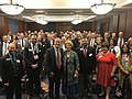 With members of the Michigan Credit Union League in Washington, D.C. (33101129651).jpg