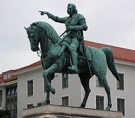 Reiterstandbild des Kurfürsten Maximilian I.