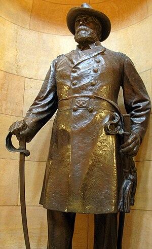 William J. Colvill - Colvill statue in the Minnesota State Capitol