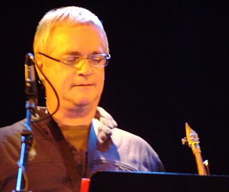 Wolfgang Puschnig - Puschnig 2008 at a concert with Saxofour