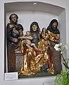 Wolpertswende St Gangolf Skulpturengruppe Heilige Sippe.jpg