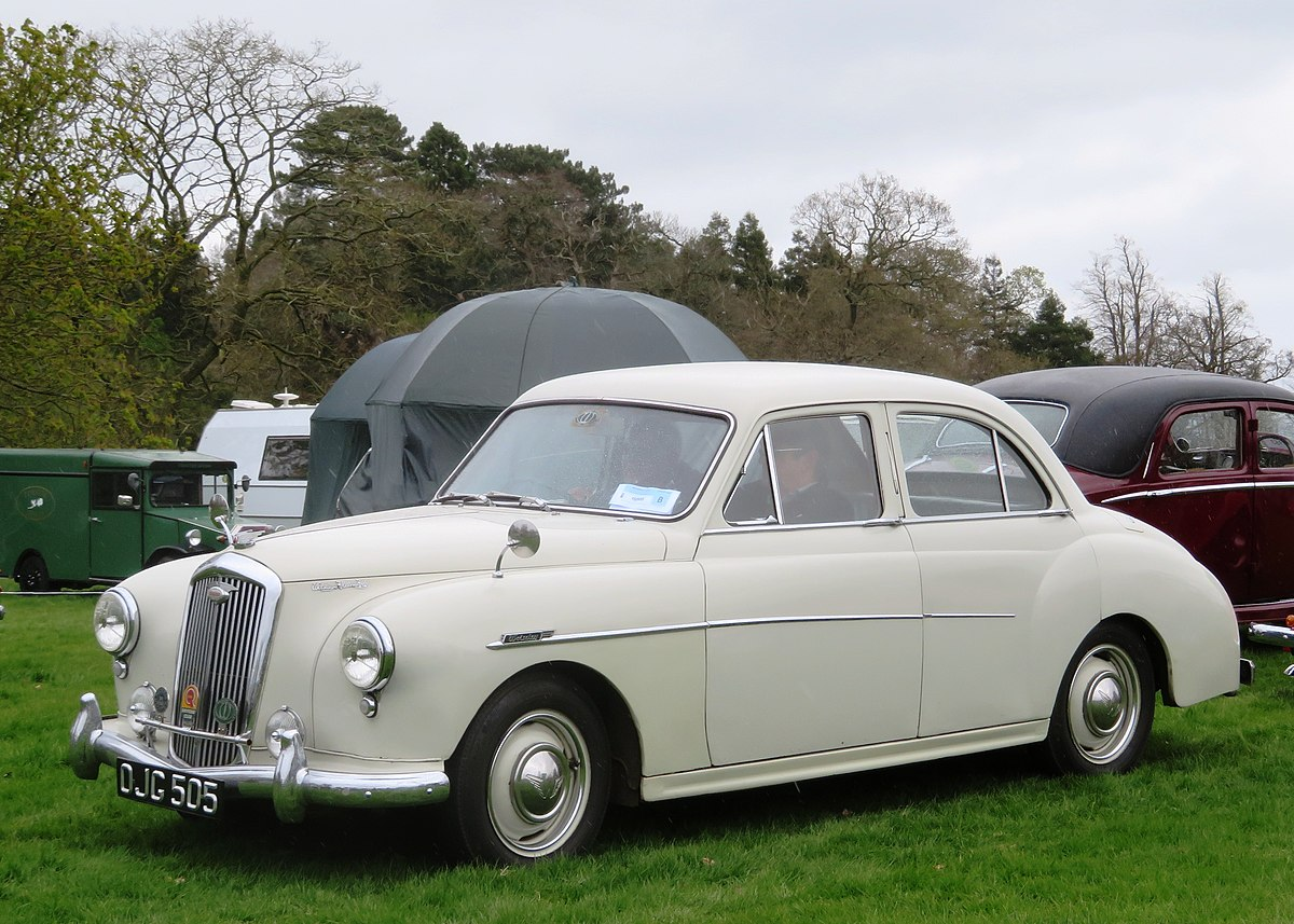 How Much Is A Transmission >> Wolseley 4/44 - Wikipedia