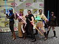 WonderCon 2011 Masquerade - The Saber Guild (5594079635).jpg