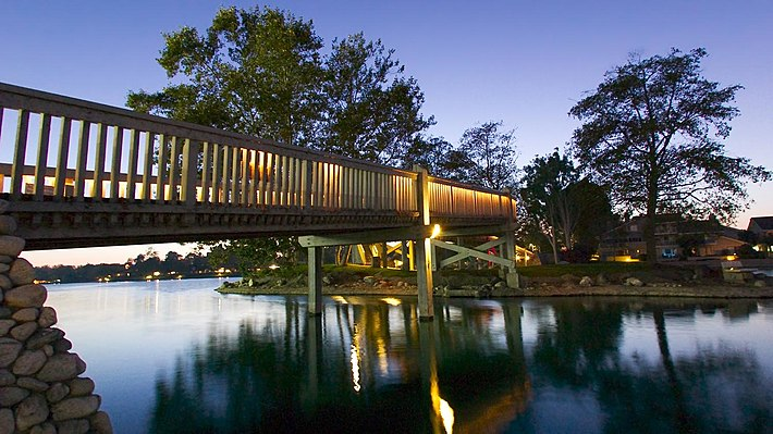 Woodbridge, Irvine, California