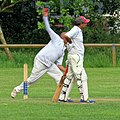 Woodford Green CC v. Hackney Marshes CC at Woodford, East London, England 057.jpg
