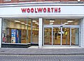 Woolworths (close-up), 10-12 Corn Street - geograph.org.uk - 1097848.jpg