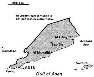 World Factbook (1990) Yemen, People's Democratic Republic of.jpg