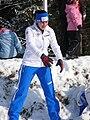 World Junior Championship 2010 Hinterzarten - Simona Senoner 4.jpg