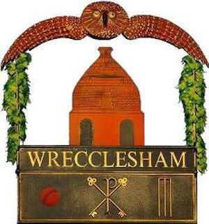 Wrecclesham - Image: Wrecclesham Wiki