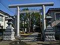 Yasaka-jinjya-shrine-entrance-sawara,katori-city,japan.JPG
